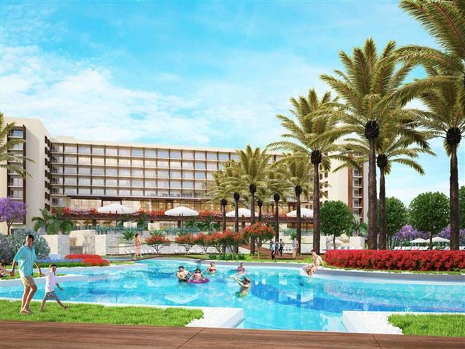 Concorde Luxury Resort  Casino Cyprus