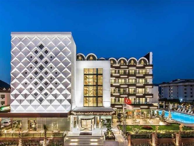 Elite World Marmaris Hotel  14