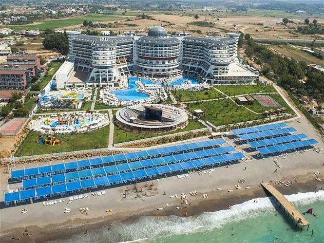 Sea Planet Resort Spa