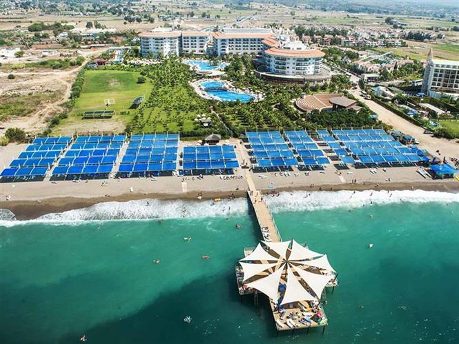 Sea World Resort Spa
