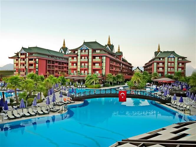 Siam Elegance Hotel Spa