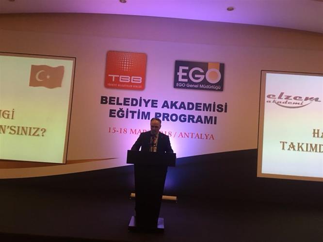 Turkiye Belediyeler Birligi Ego Genel Mudurlugu
